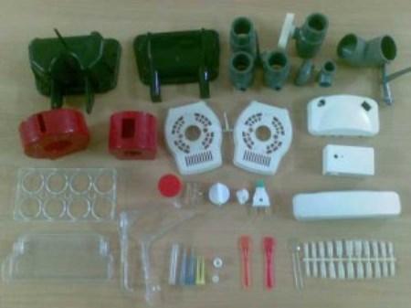 Gia công chi tiết, linh kiện nhựa