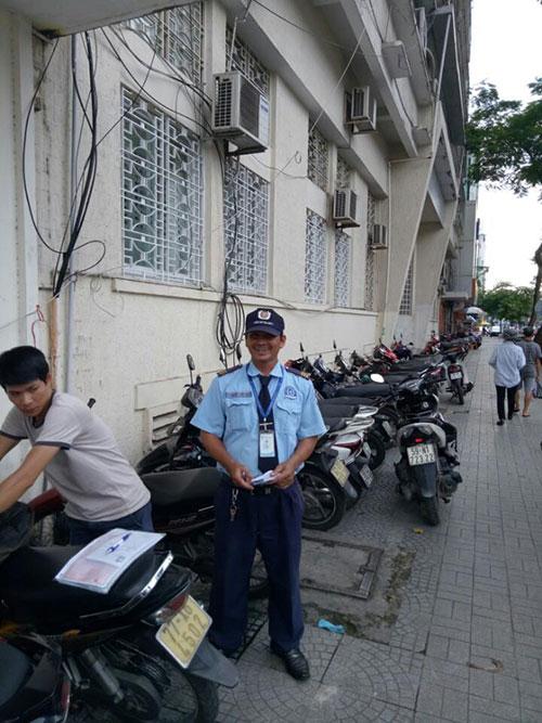 Dịch vụ bảo vệ tòa nhà