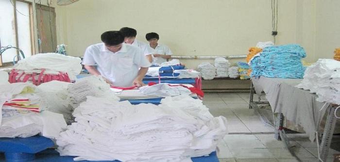 Phòng ủi quần áo