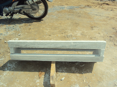 Gạch bê tông