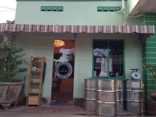 Cửa hàng tinh dầu