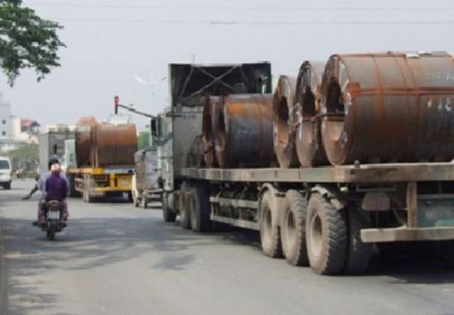 Vận tải Lào