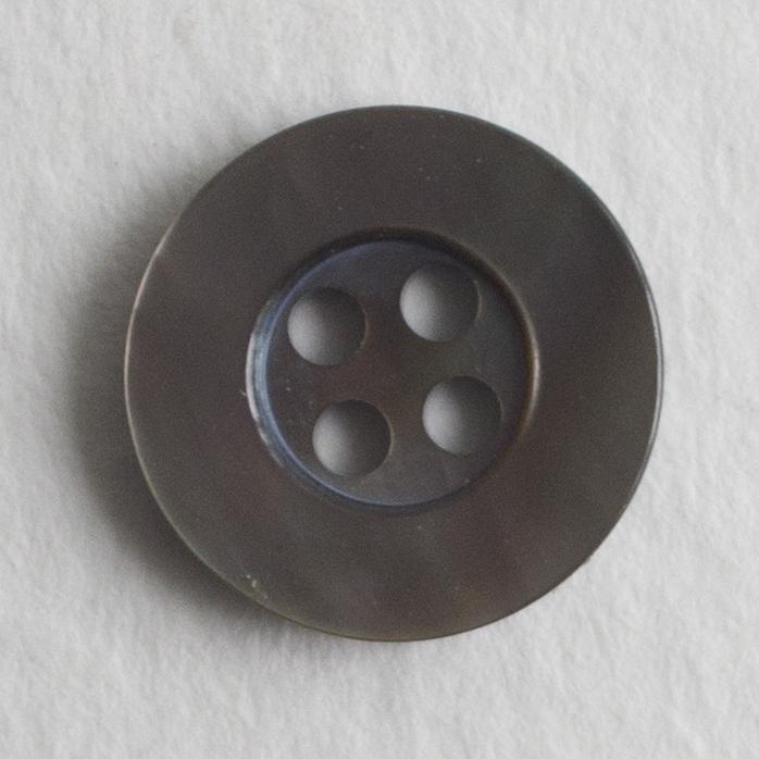 Nút áo ốc xác đen