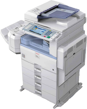 Máy photocopy Ricoh aficio-mp-2550-6