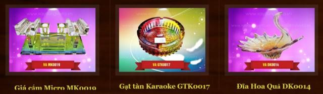 Vật dụng phòng Karaoke