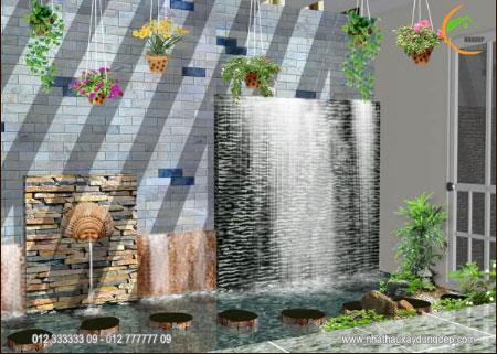 Thiết kế kiến trúc tiểu cảnh