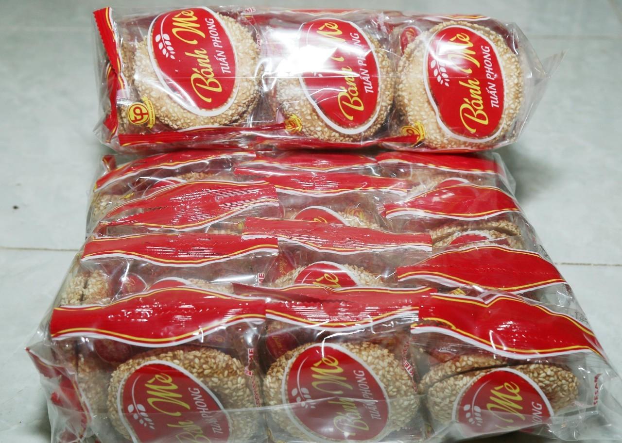 Bánh mè Tuấn Phong