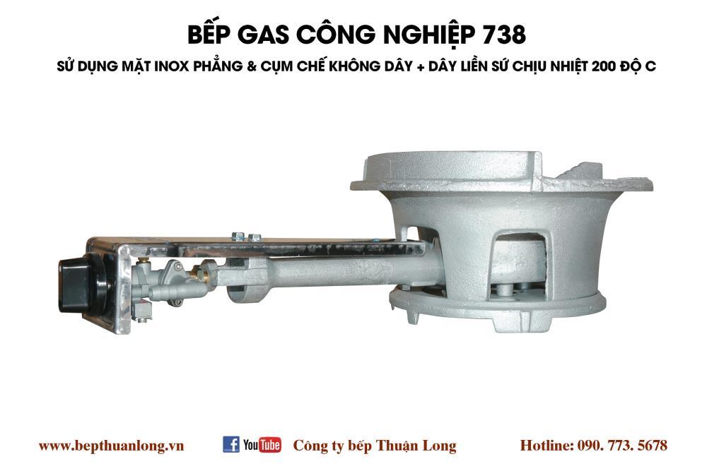 Bếp gas công nghiệp