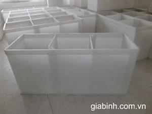 Hàn bồn nhựa PP