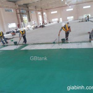 Bọc phủ nền sàn kho xưởng