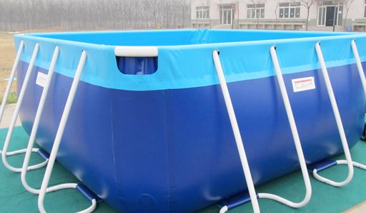 Bể bơi lắp ghép lưu động