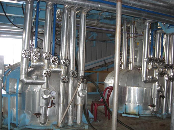 Hệ thống ống cống công nghệ