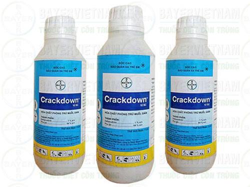 Thuốc diệt côn trùng Crackdown