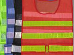 Áo lưới phản quang