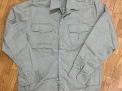 Quần áo bảo hộ Kaki Nam Định