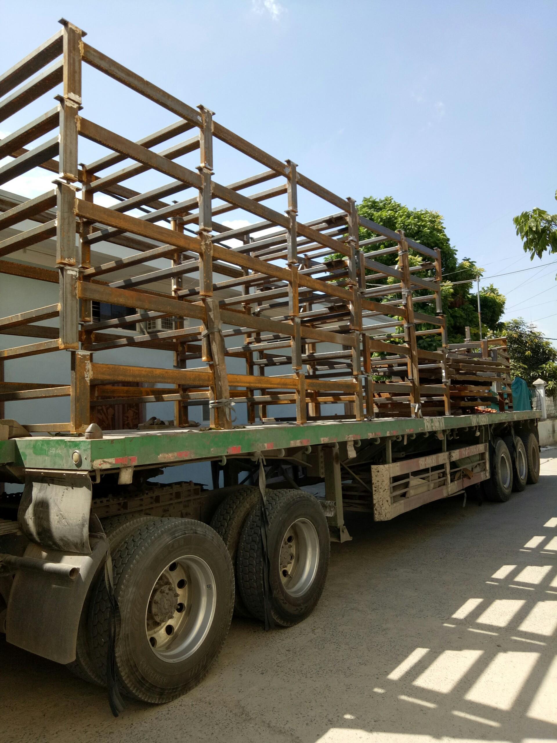 Hàng xuất khẩu khi nhập về