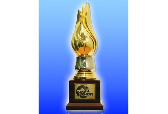 Giải thưởng Top 500 Công ty Việt Nam có sản phẩm chất lượng cao và dịch vụ tốt