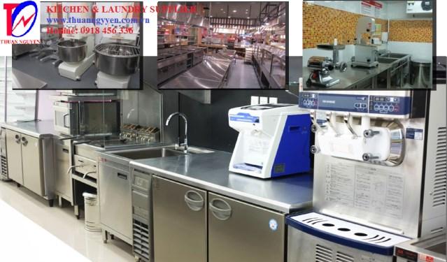 Hệ thống bếp nhà hàng 2