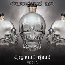 Vodka Crystal Head 75cl