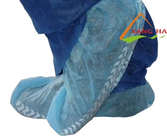 Bọc giày vải không dệt