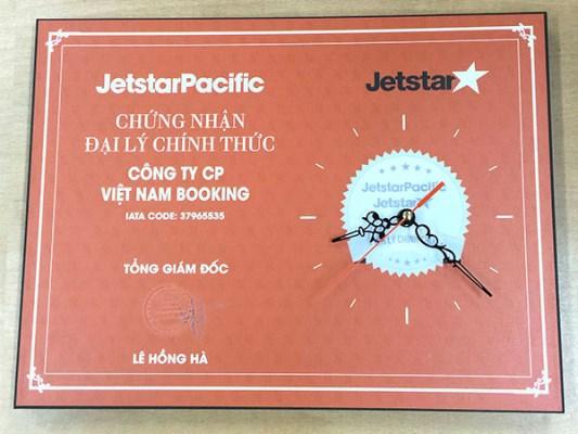 Đại lý chính thức Jetstar