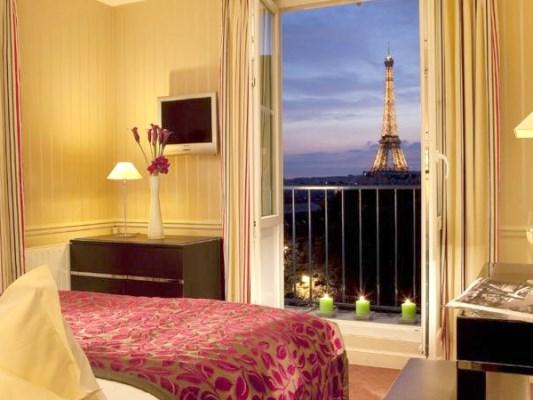 Khách sạn Pháp
