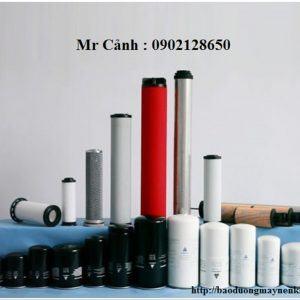 Lọc dầu Airpull cho máy Mann
