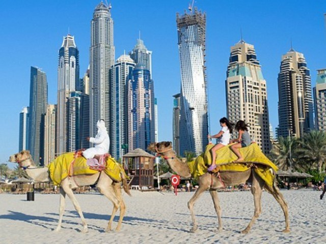 Tour du lịch Dubai- Trung Đông
