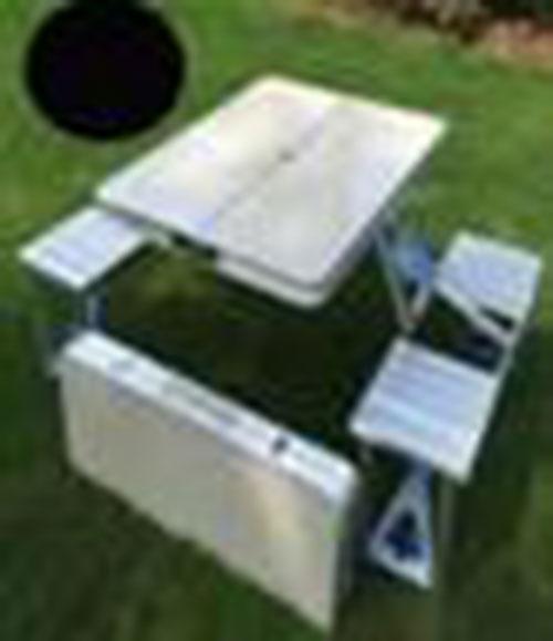 Bộ bàn ghế vali