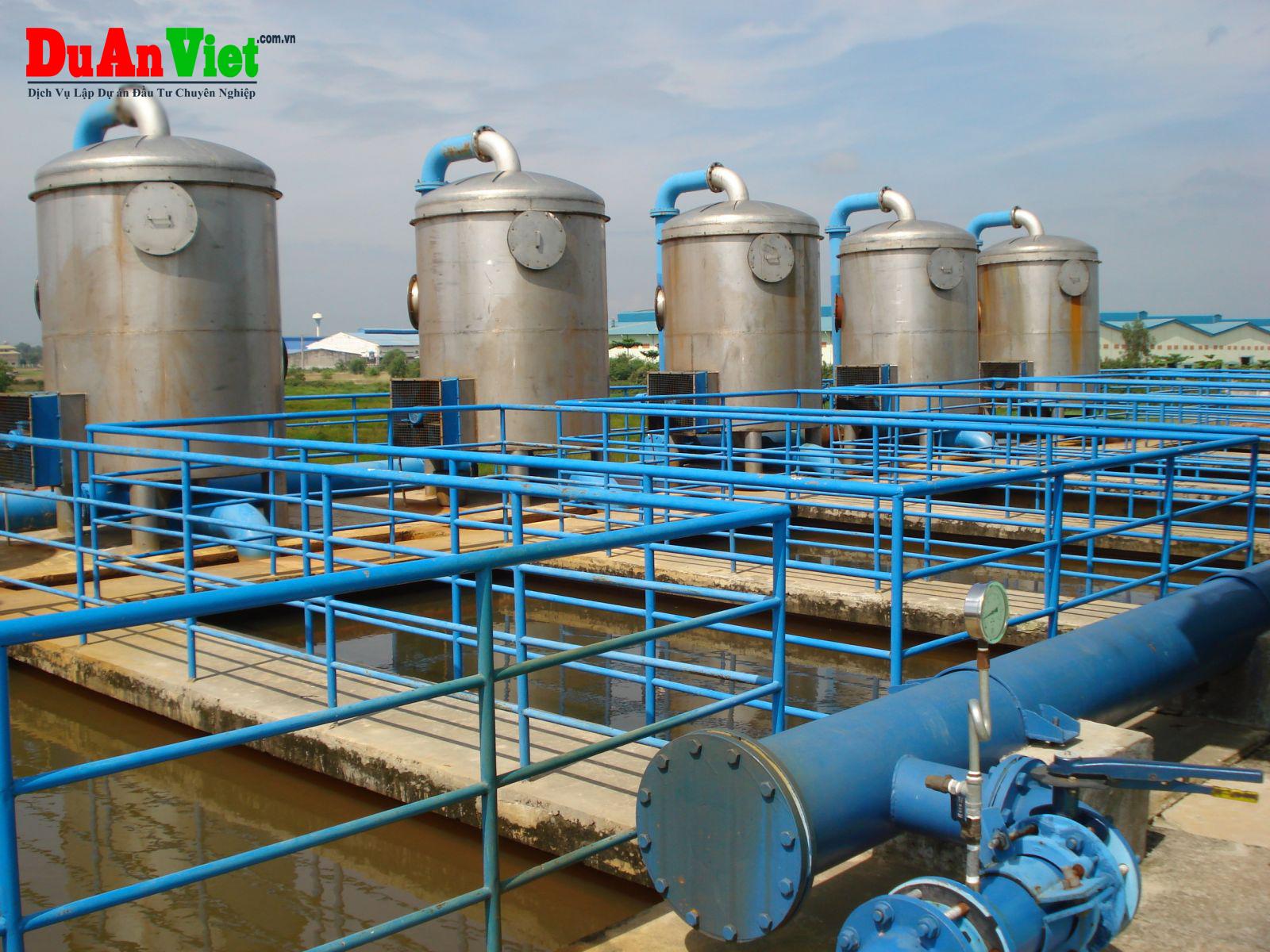 Nâng Cấp hệ thống xử lý nước thải