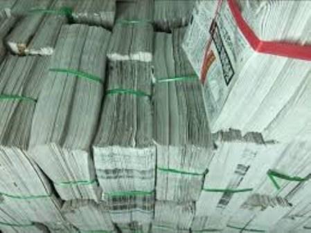 Thu mua giấy báo cũ