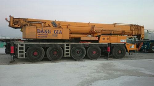 LIEBHERR LTM1160-2 (160 tấn)
