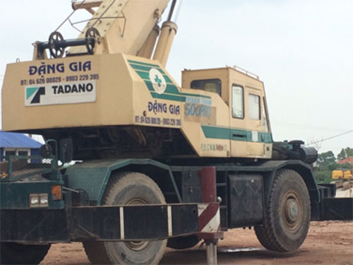 TADANO TR-500M (50 tấn)