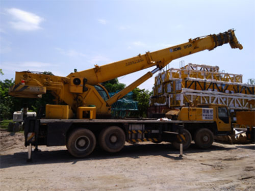 XCMG QY50K-1 (50 tấn)