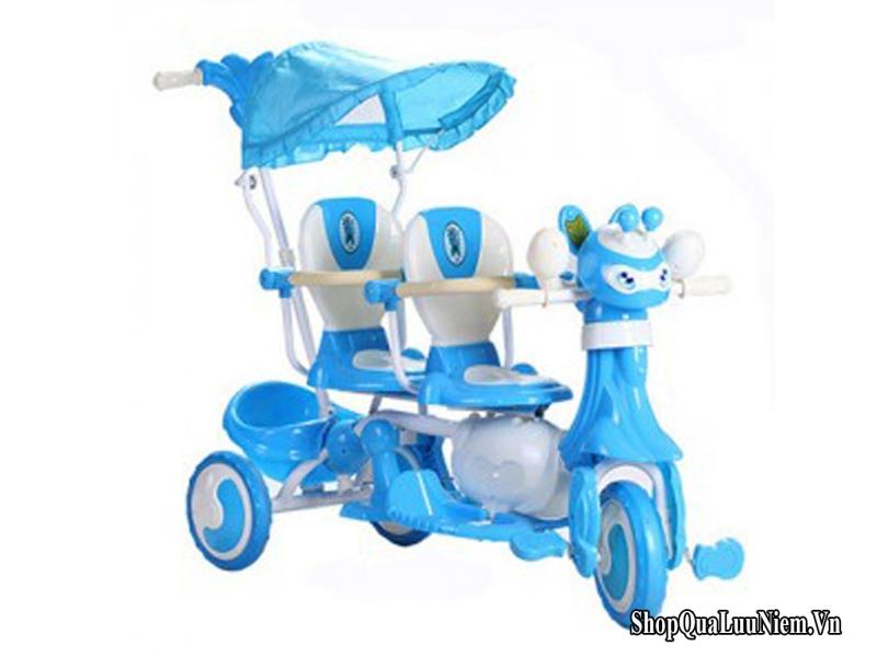 Xe đạp cho bé ba bánh đôi