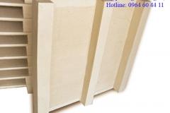 Pallet một mặt gỗ kín