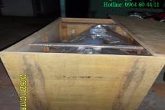 Đóng thùng gỗ kín
