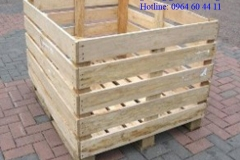 Đóng thùng gỗ nan