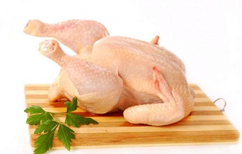 Thực đơn từ thịt gà