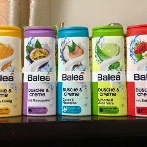 Sữa tắm Balea