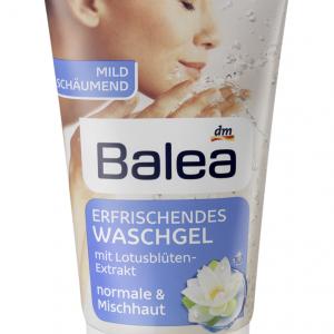 Sữa rửa mặt Balea