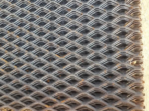 Thép lưới dập