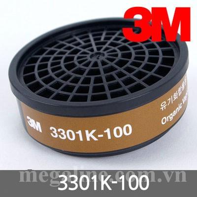 Phin lọc hữu cơ 3M 3301K - 100
