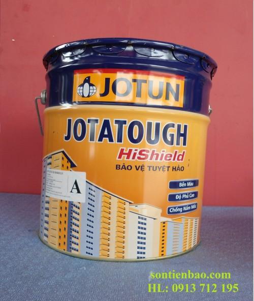 Jotatough Hishield 15L (Sơn ngọai thất )