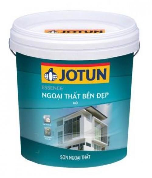 Sơn Jotun Essence ngoại thất bền đẹp 17L