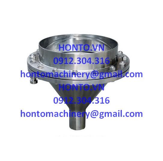 Cửa đáy bồn tank inox vi sinh-HONTO-SVB-2