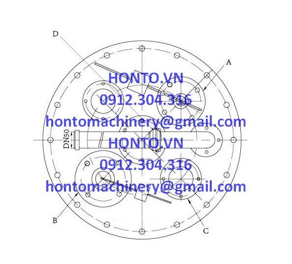Cụm an toàn đỉnh bồn tank inox vi sinh-HONTO-GAZ-2S_2