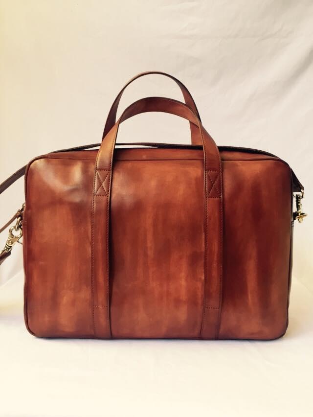 Túi da đựng laptop