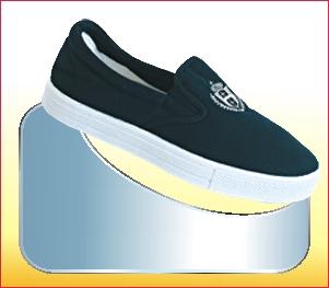 Giày vải không dây