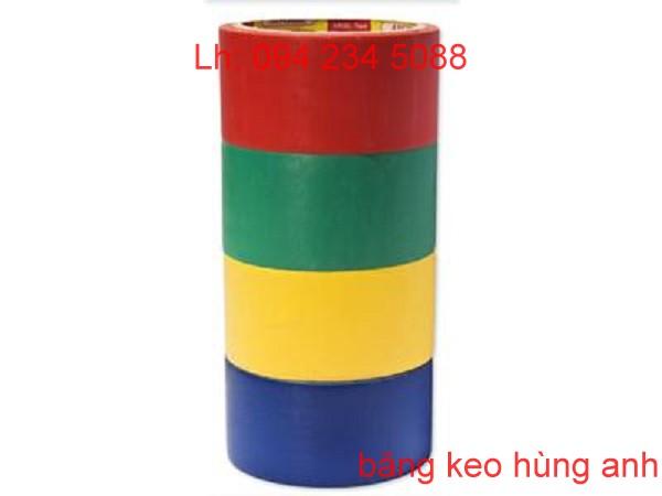 Băng Keo Màu